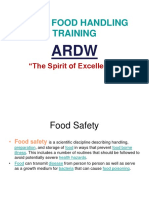 HACCP & GMP Training Course