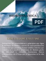 4.-HIDRODINÁMICA