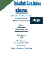 Unidad v Metodologia de Inv. II J.D.lh