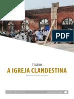 Peça de Teatro A Igreja Clandestina (Missões)