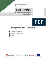 UFCD 3496 - Proposta de Trabalho