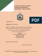 Trabajo Basura y Participacion Cuidana Veersion PDF