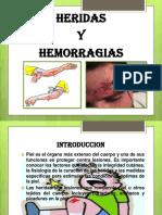 Diapo Heridas y Hemorragias