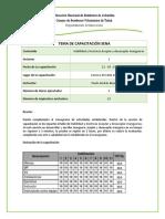 Informe Sena 21 de Marzo 2017