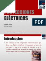 2017 - Unidad Vii p.e. - Contactores