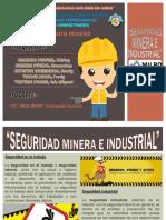 Seguridad Minera e Industrial Ppt