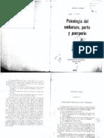 Pay Salto Soifer, R - Psicologia Del Embarazo, Parto y Puerperio - Cap 1, 2 y 3