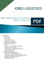 Operadores Logisticos 3pl y 4pl