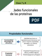 Clase 7 y 8 Propiedades Funcionales