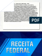 Sgc Receita Federal 2014 Analista Tributario Legislacao Tributaria 09 e 12