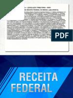Sgc Receita Federal 2014 Analista Tributario Legislacao Tributaria 07 e 08