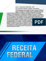 Sgc Receita Federal 2014 Analista Tributario Legislacao Tributaria 01 a 03