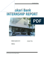 Final Intership Report Askari