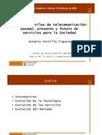 Sistemas Móviles de Telecomunicación