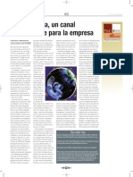 IESE - La Blogosfera Un Canal Irrenunciable Para La Empresa (Art)