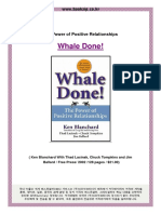 Whale Done! the Power of Positive Relationships [Review]