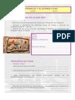 Ficha-ELEMENTOS FORMALES Y SU EXPRESIVIDAD