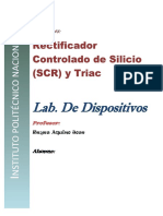 P8 Rectificador Controlado de silicio scr