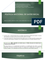 Política Nacional de Saúde Bucal (1) (1)