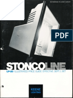 Stonco Illustrated Price Guide LP-20 1977