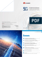 5G Network Architecture a High-Level Perspective En