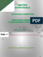 04_Estrategias Genericas y Posicionamiento Estrategico
