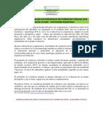 Rubrica Del Portafolio de Evidencias Clinicas Fisiopat-ped 2017