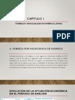 Capitulo 1-Pobreza y Desigualdad en América Latina