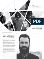 Leadership Laws of Attraction Brochure
