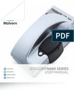 Zetasizer Nano User Manual English MAN0485!1!1
