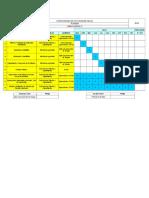 Cronograma Actividades PLANESI.xls