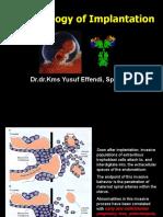 Kuliah Immunology of Implantation