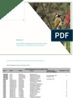 Anexos Fauna Silvestre 2017