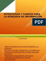 Buscar Informacion Investigacion