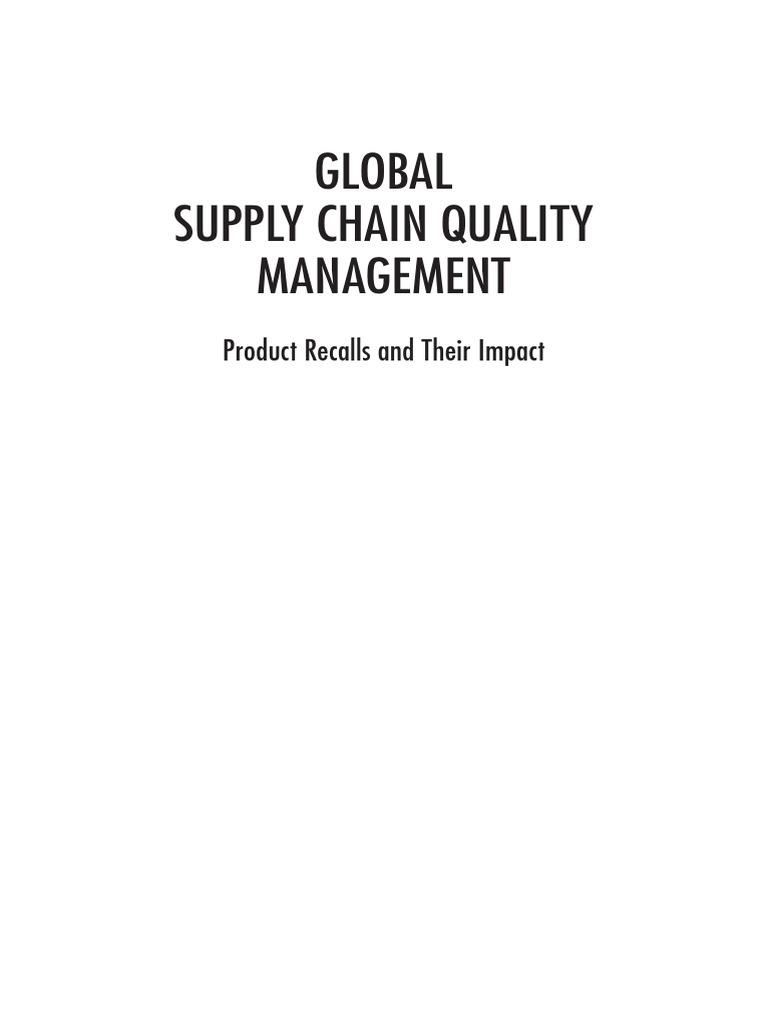Barbarabflynnglobal scm product recalls and their impact barbarabflynnglobal scm product recalls and their impact supply chain management milk fandeluxe