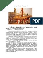 Martires Da Revolução Francesa