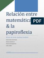 Relación Entre Matemáticas1