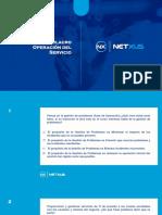 1007 Netxus Simulacro de Operacion Del Servicio