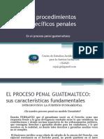 Los procedimientos específicos penales.pdf