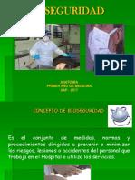 Bioseguridad Anatomia