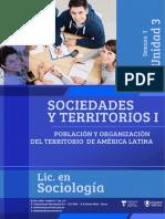 Sociologia Semana 3 u3