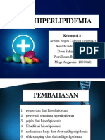 ANTIHIPERLIPIDEMIA ppt
