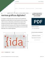 ¿Para qué sirve un manual de normas gráficas digitales? | IDA Chile