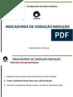 Indicadores Oxi Redox ANDRE
