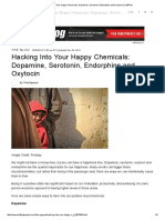 Hacking Into Your Happy Chemicals_ Dopamine, Serotonin, Endorphins and Oxytocin _ HuffPost