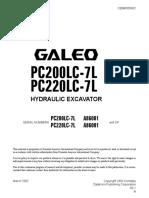 Shop Manual Pc200lc-7l Pc220lc-7l