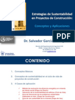 Salvador Garcia - Estrategias de Sustentabilidad