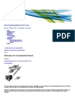 Sistemas de Transmisión Lineal