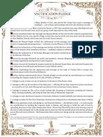 Lf355 Sanctification Pledge