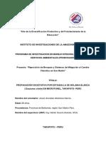 Informe de Practicas 2015